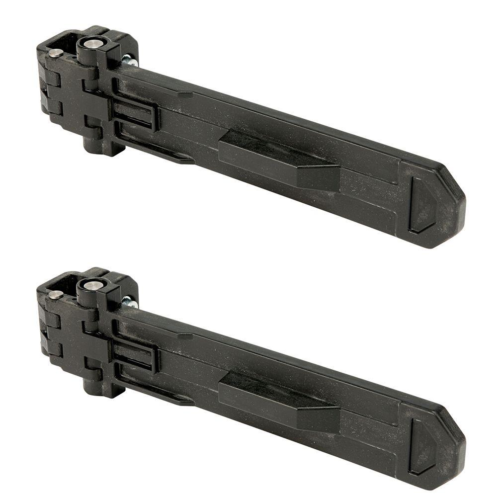 DEWALT ToughSystem 10-5/8 in. Brackets for DS Tool Box Carrier (2-Pack)