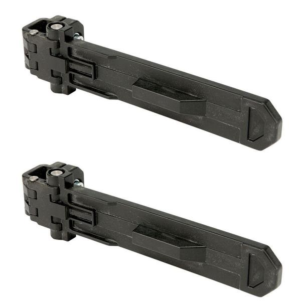 TOUGHSYSTEM 10-5/8 in. Brackets for TOUGHSYSTEM Tool Box Carrier (2-Pack)