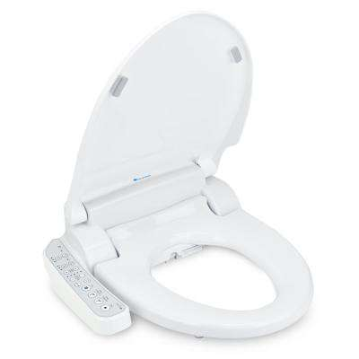 Swash IS707 Advanced Electric Bidet Seat for Round Toilet in White