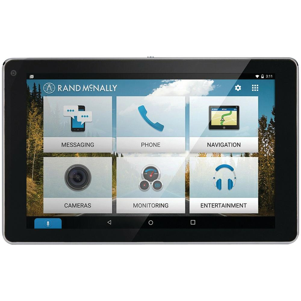 A Convenient Way To Download Garmin Maps For Free >> Rand Mcnally Overdryve 7 Rv Gps Tablet With Built In Dash Cam And Free Lifetime Maps