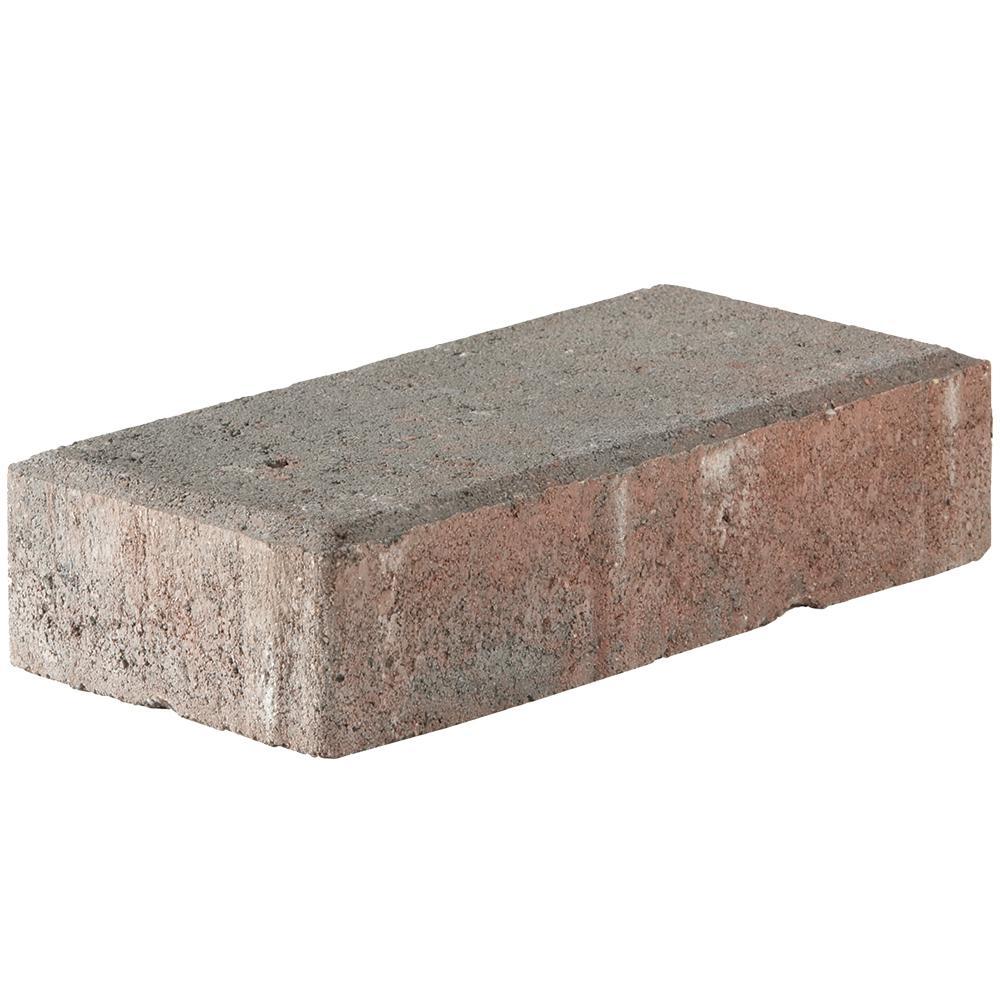 Holland 7.87 in. L x 3.94 in. W x 1.77 in. H 45 mm Old Town Blend Concrete Paver (672-Piece/145 sq. ft./Pallet)