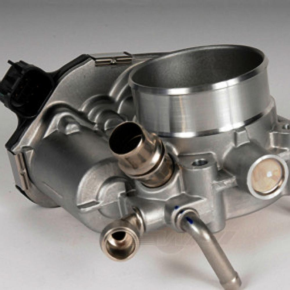 ACDelco Fuel Injection Throttle Body fits 2009 Pontiac G3 G3,G3 Wave