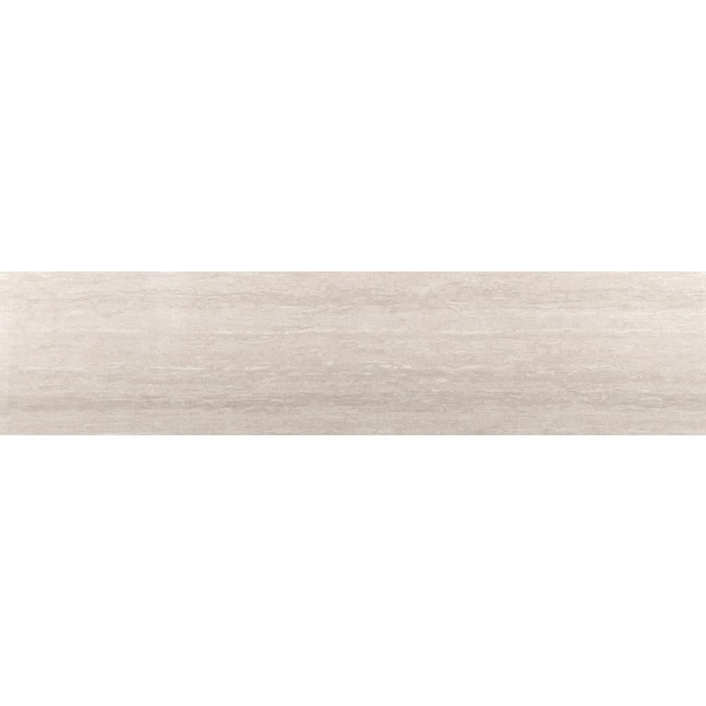 EMS Peninsula Sibley Honed 7.8 in. x 31.5 in. Porcelain F...