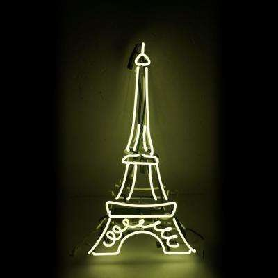 Oliver Gal 'Eiffel' Plug-in Neon Lighted Sign