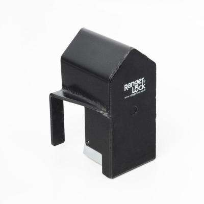 Universal Super Extended Lock Guard with 2 in. Steel Lock