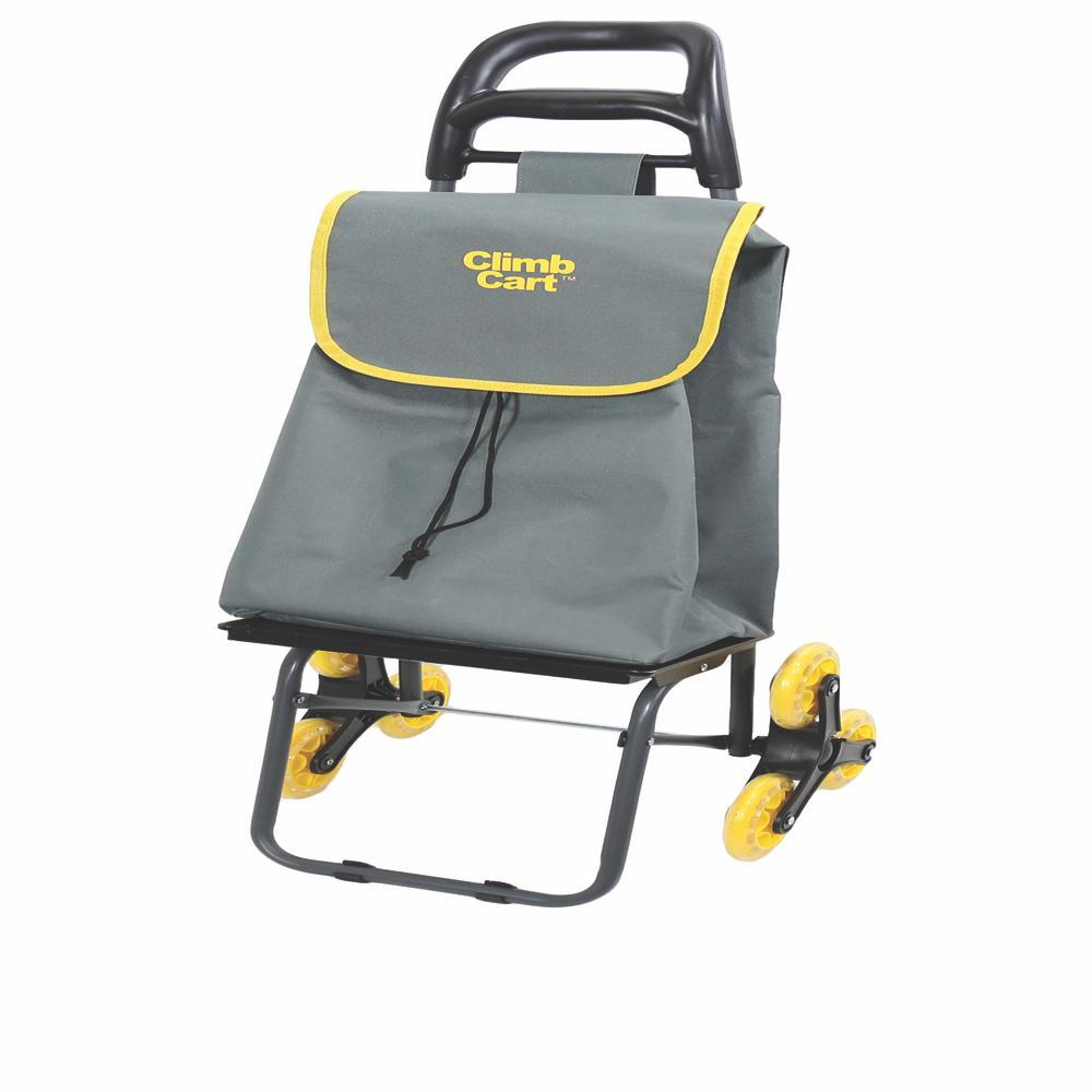 Climbing 100 Lb Capacity Folding Hand Cart 11549 3 The