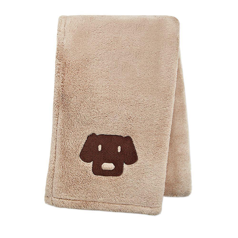Buddy & Friends Deep Linen Super Absorbent Towel
