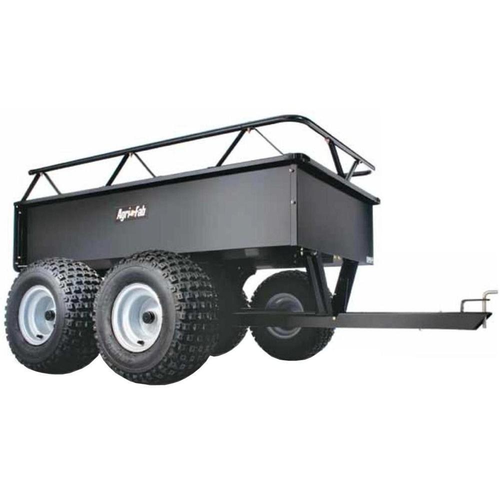 12 cu. ft. UTV/ATV Tandem Axle Cart