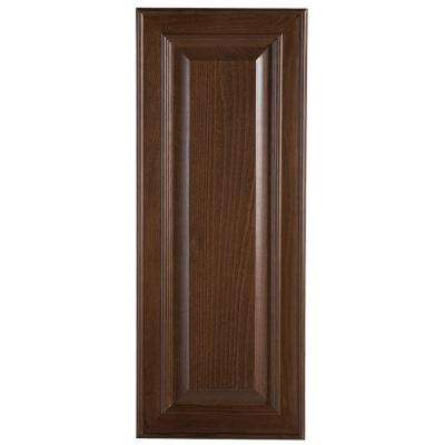 12x30x0.75 in. Decorative Wall End Panel in Butterscotch
