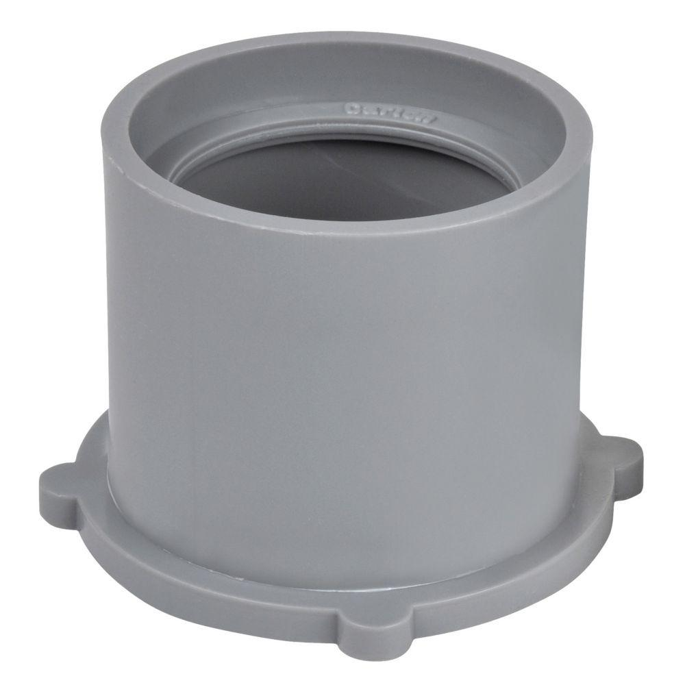 3/4 in. x 1/2 in. PVC Reducer Bushing (Case of 25)
