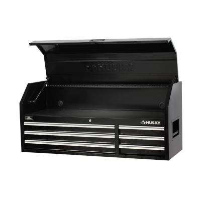 52 in. 6-Drawer Top Chest