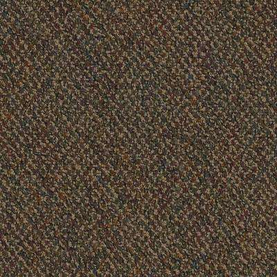 Developer Clay 24 in. x 24 in. Carpet Tile Kit (18 Tiles/Case)