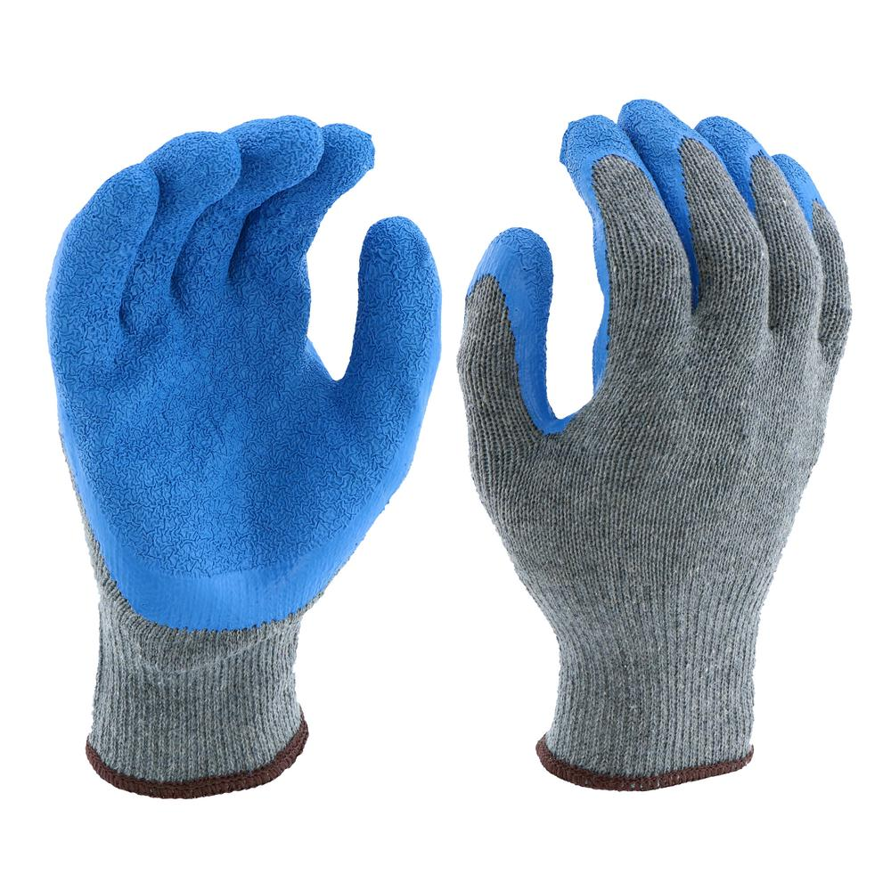 West Chester Latex Gripper Knit Glove