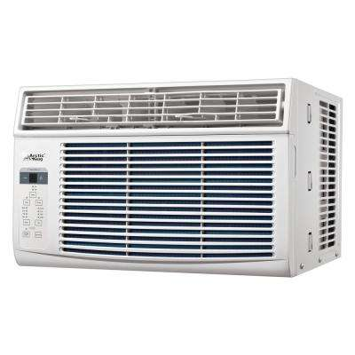 10,000 BTU Arctic King Window Air Conditioner with Remote in White