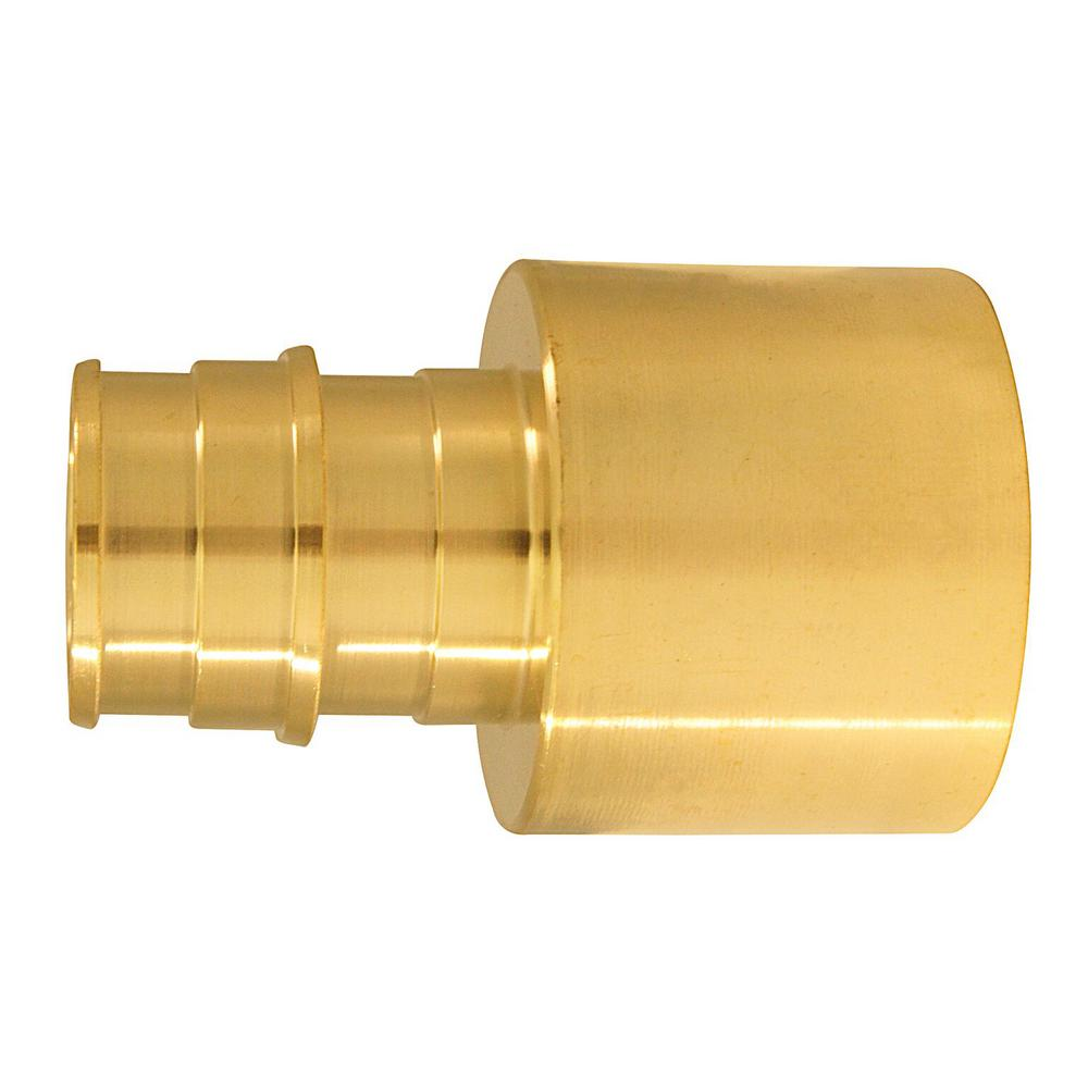 3/4 in. Brass PEX-A Expansion Barb x 1 in. Reducing Female