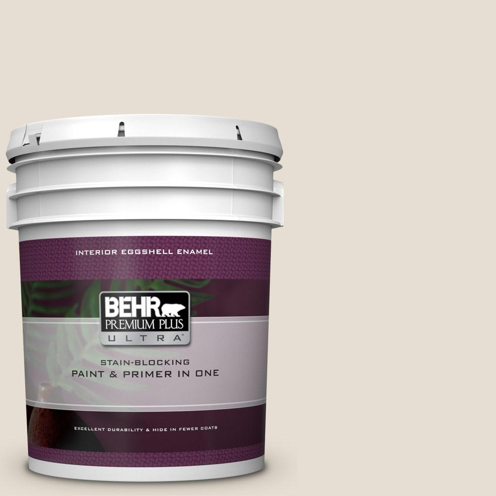 Behr premium plus ultra 5 gal 750c 2 hazelnut cream - Best interior paint and primer in one ...