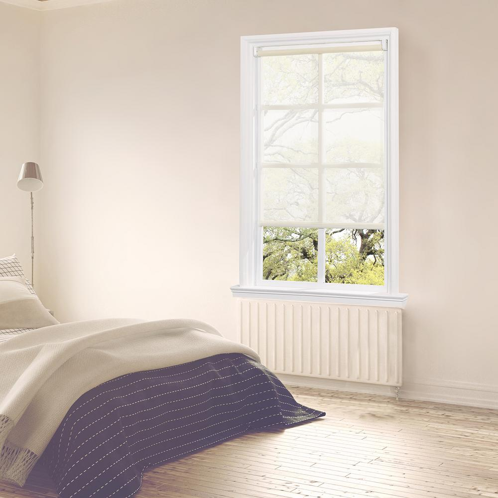 pvc roll up blinds pvc homebasics cuttosize cream ivory cordless pvc sunscre pvc roll up blinds window treatments compare prices at nextag