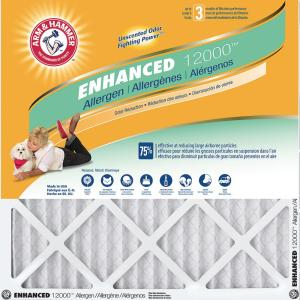 4-Pack Arm & Hammer Air Filters