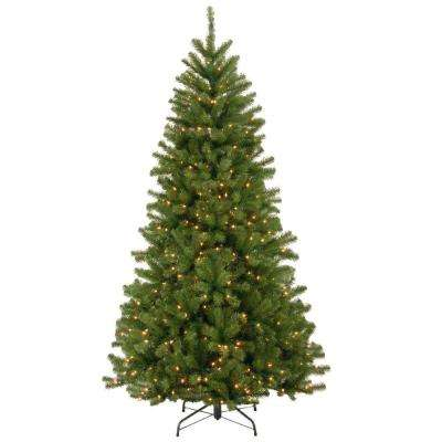 65 ft north valley spruce artificial christmas tree - Pre Lit Christmas Trees