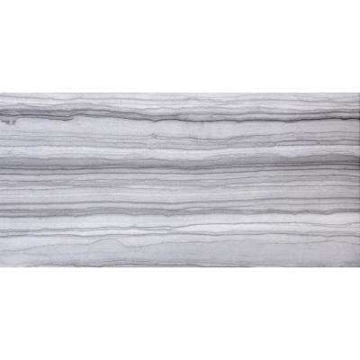 Archive Record Polished 11.42 in. x 23.23 in. Porcelain Floor and Wall Tile (12.894 sq. ft. / case)