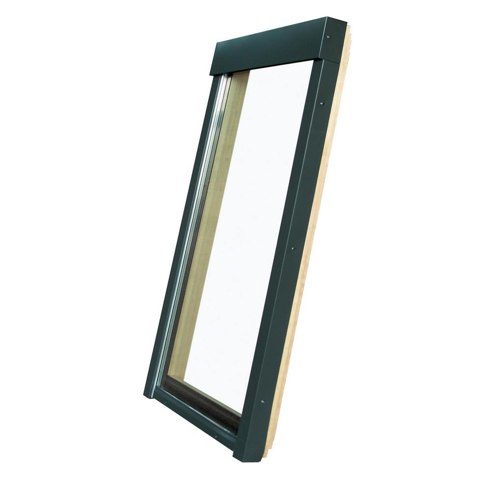 22-1/2 in. x 26-1/2 in. Fixed Deck-Mounted Skylight with Tempered Low-E366
