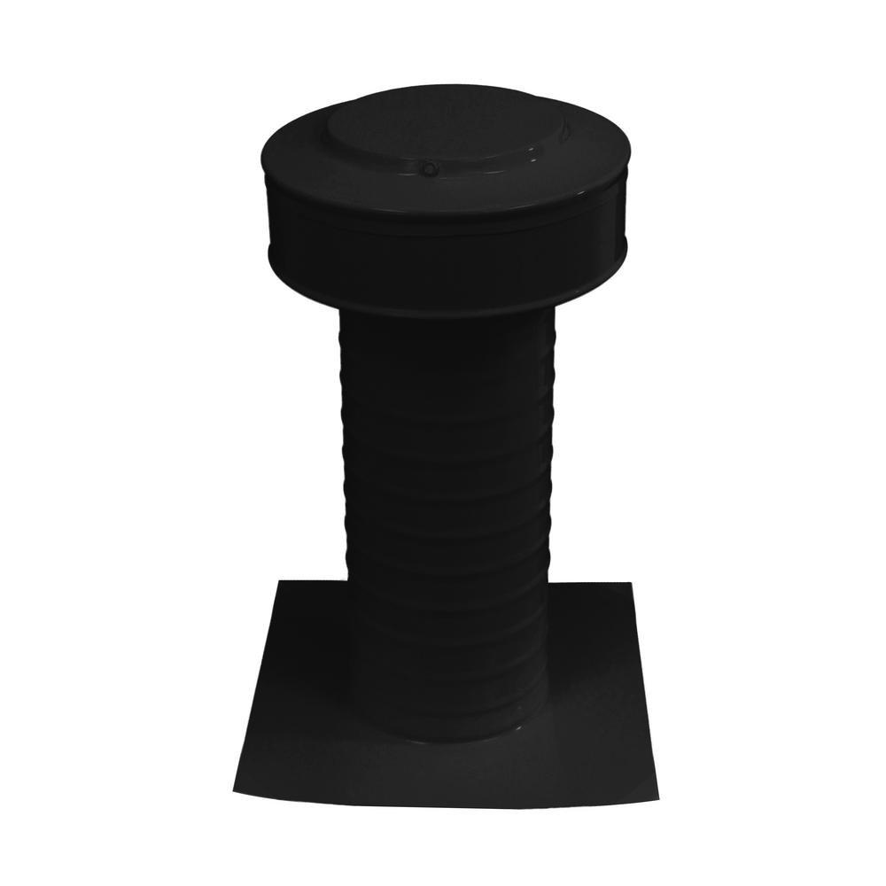 5 in. Dia Keepa Vent an Aluminum Static Roof Vent for