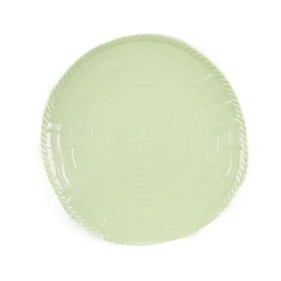 Woven Sage Dinner Plate (Set of 4)