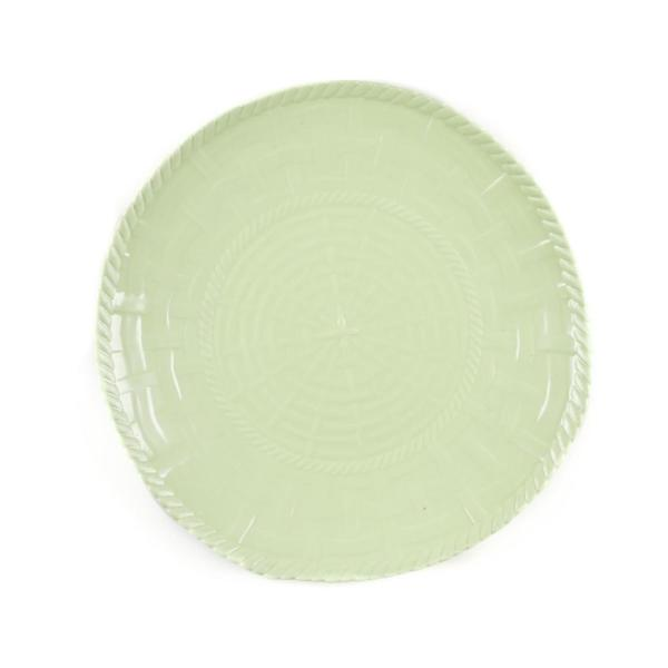 Encore Woven Sage Dinner Plate (Set of 4) 10062