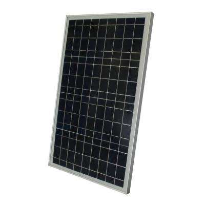 30-Watt Polycrystalline Solar Panel