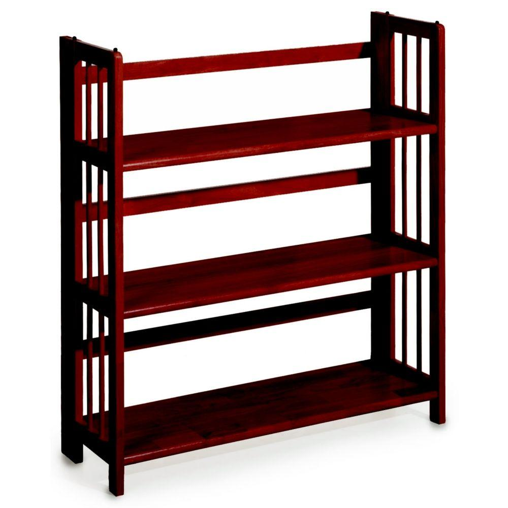 open shelves furniture style oak bookcases mission bookcase