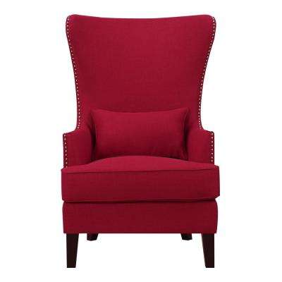 Kegan Berry Accent Chair