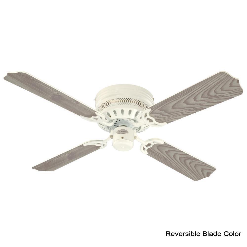 Westinghouse Casanova Supreme 42 in. White Ceiling Fan on