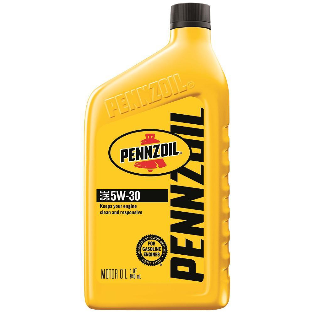 Pennzoil 5W-30 Conventional Motor Oil - 1 Qt.