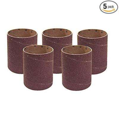 Restorer 80-Grit Restorer with Sanding Roller Sleeves (5-Pack)