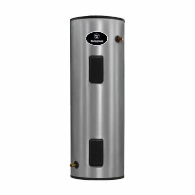 80 Gal. Lifetime 5500-Watt Electric Water Heater with Durable 316 l Stainless Steel Tank