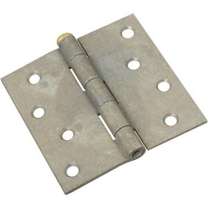 National Hardware 4 inch Removable Pin Broad Hinge by National Hardware