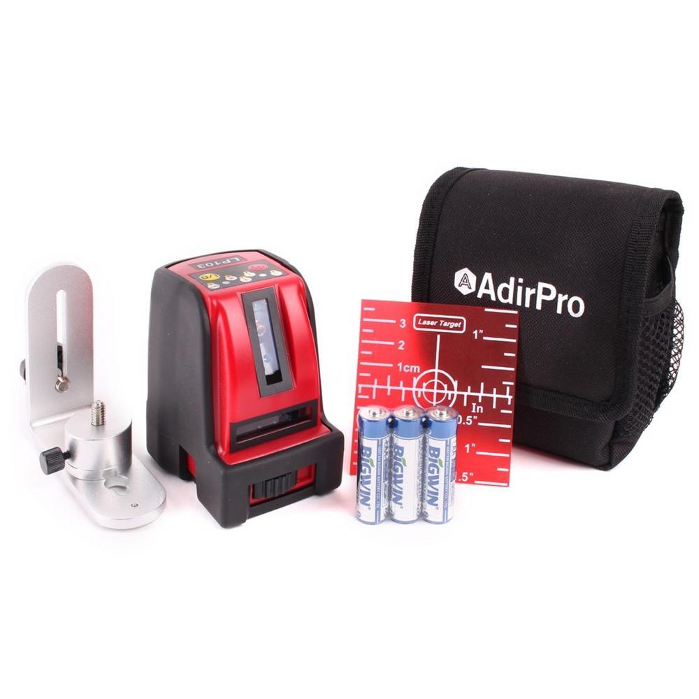Click here to buy Adir Pro LP103 Cross Line Laser Level by Adir Pro.