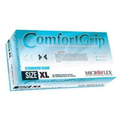 XL Comfort Grip Powder Free Latex Glove