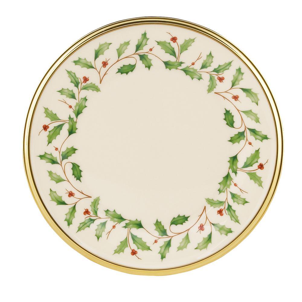 Holiday Butter / Tidbit Plate