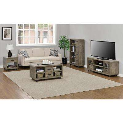 Eastlin Brown 55 in. TV Console