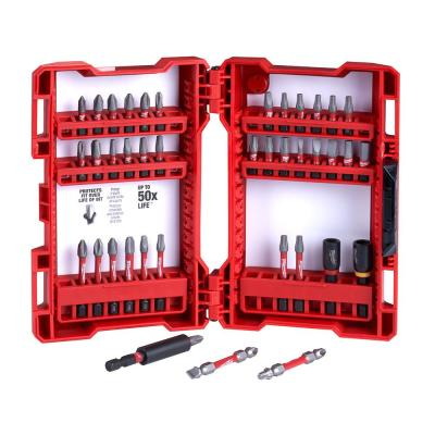 Shockwave Impact Duty Driver Bit Set (40-Piece)