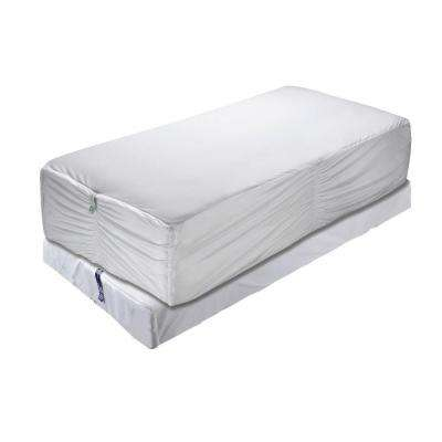 Bed Bug Protection Mattress and Box Spring Encasement Full Size Set