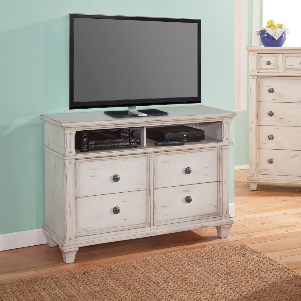 stores tv stands white dcg dresser media chateau antique stand