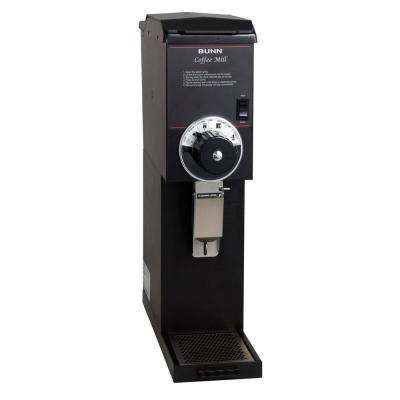 G3 HD, 3 lb. Black Bulk Commercial Coffee Grinder