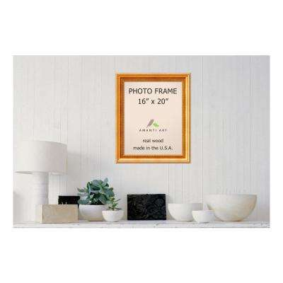 Townhouse 16 in. x 20 in. Gold Picture Frame