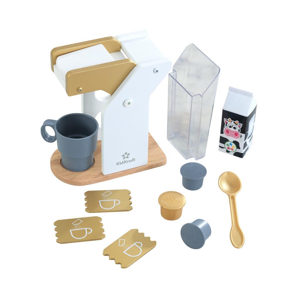 KidKraft Metallics Modern Coffee Set