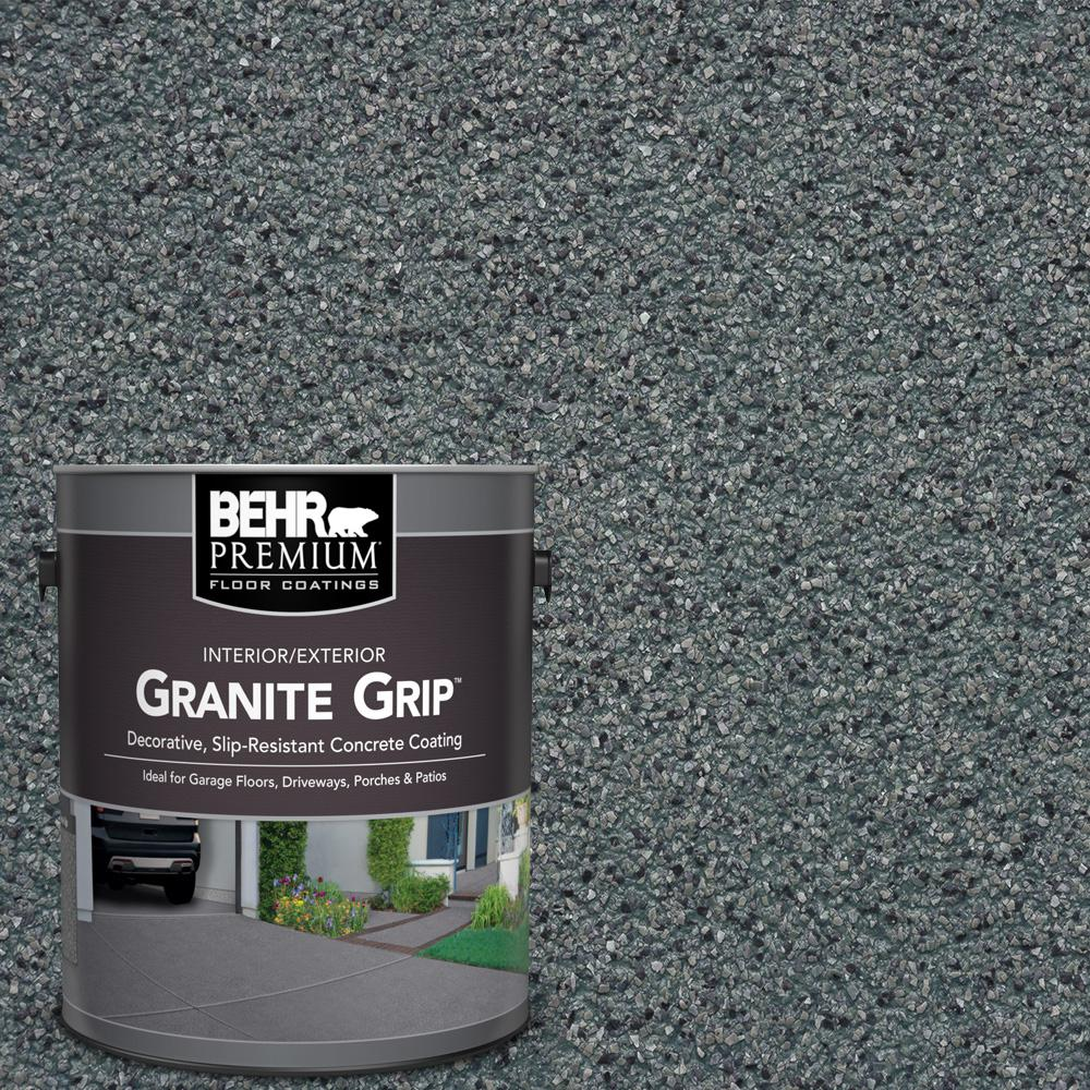 1 gal. #GG-02 Stone Valley Decorative Interior/Exterior Concrete Floor Coating