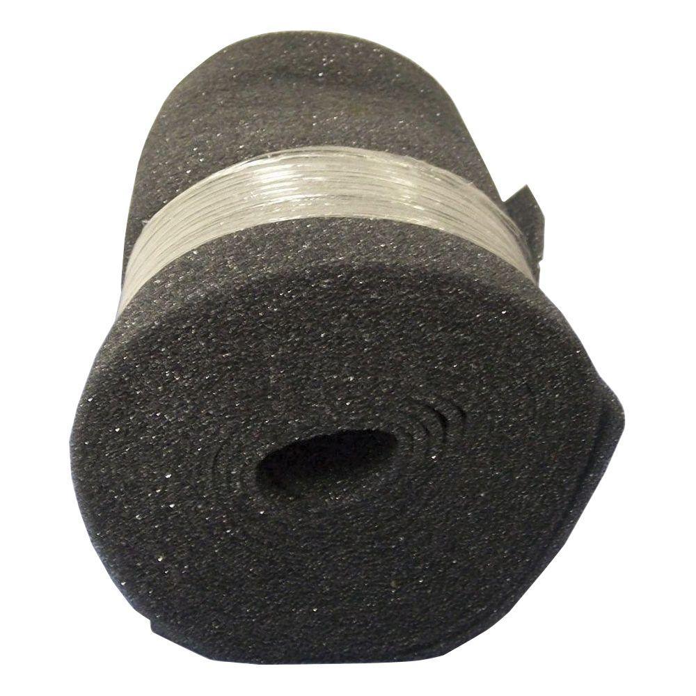 48 in. x 300 in. x 1/2 in. Foam Service Rolle (Case of 1)