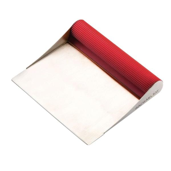 Rachael Ray Red Bench Scrape