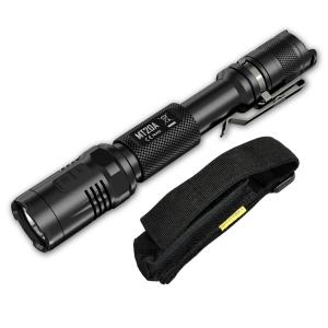 NITECORE Multi-Task MT20A 2AA 360 Lumens LED Flashlight with Red Light by NITECORE